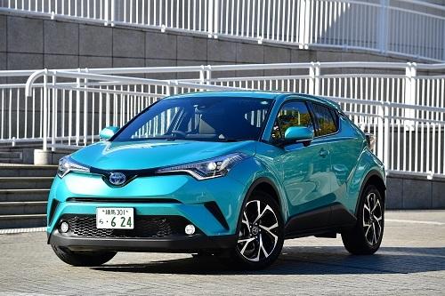 トヨタ C-HR(2WD、)/価格帯: