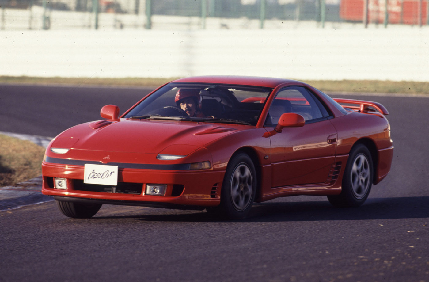 三菱GTO(1990〜2001年)