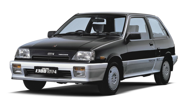 スズキカルタス(写真は1986年式GT-i)