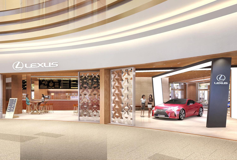 レクサスは2018年3月29日より日比谷の東京ミッドタウン内にブランド体験型施設「レクサスミーツ」をオープン。カフェなどを併設するとともに、レクサスブランドを身近に感じてもらう施設をオープンした