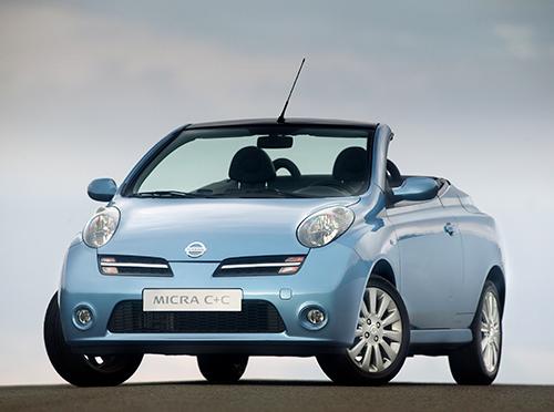マイクラCCをカッコいいと見るか、珍車と見るか。BCは珍車です。だってデザインが無理やりすぎるじゃないですか。日本では1500台が販売された
