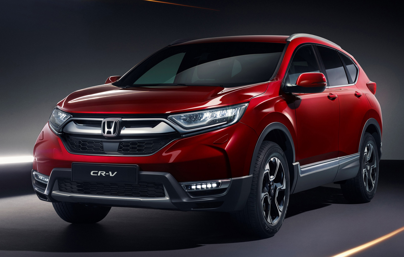 2016年から日本市場での販売を中止していたCR-Vが今夏復活する