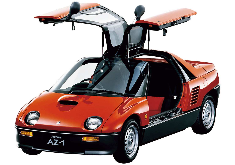 マツダオートザムAZ-1 1992年発売