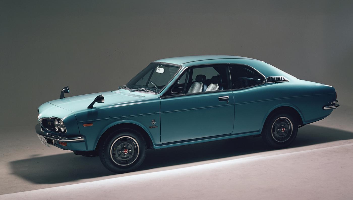 ホンダ1300(写真はクーペ) 1969年発売