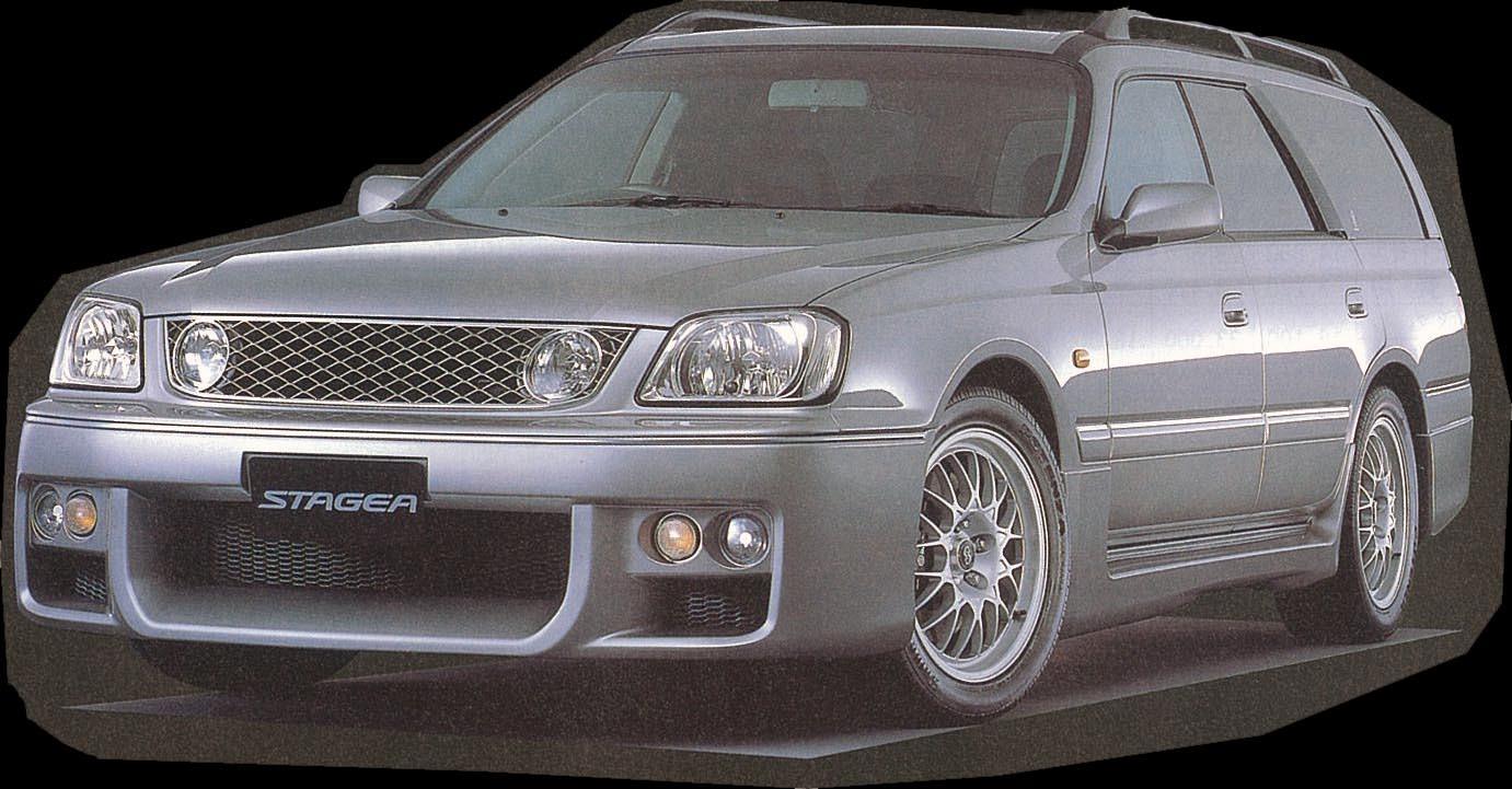 日産ステージア260RS(オーテックバージョン) 1997年発売
