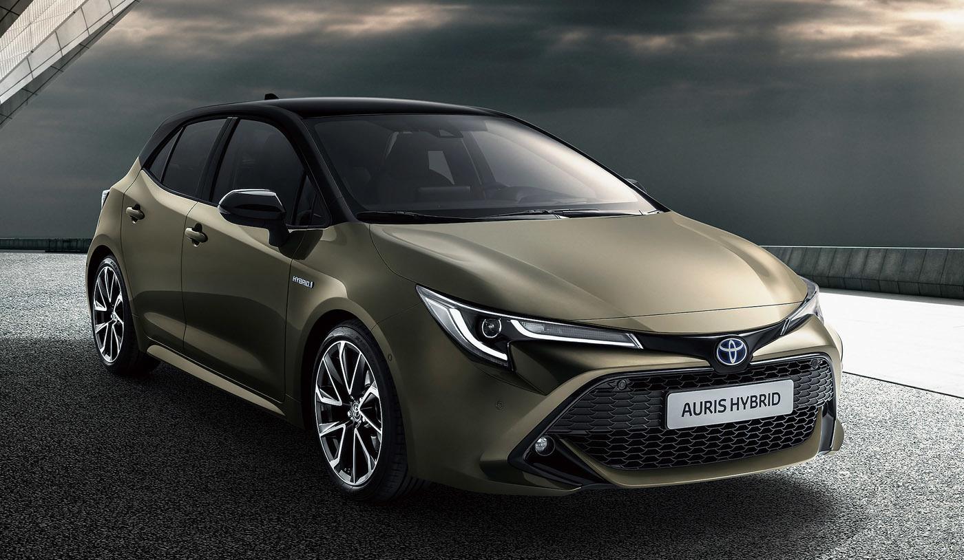 欧州仕様も3月に世界初公開。こちらは「オーリス」の車名が残ることが判明した