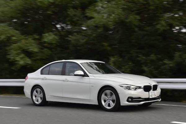 BMW 320d/新車価格:562万円