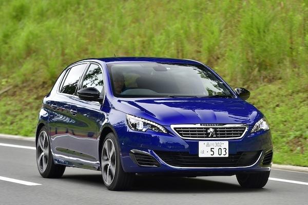 プジョー 308 アリュール ブルーHDi/新車価格:299万円