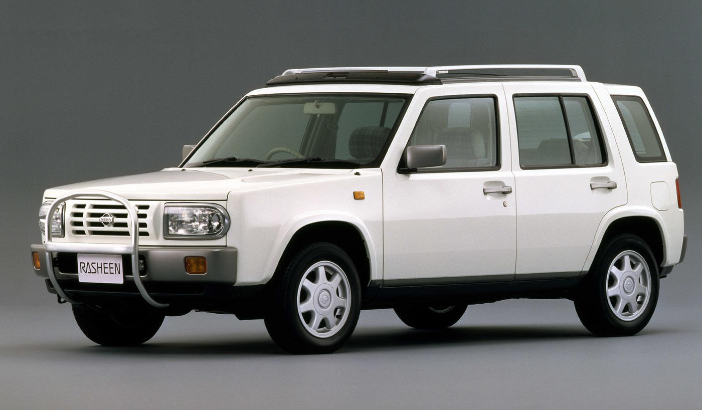 日産 ラシーン 1994〜2000年
