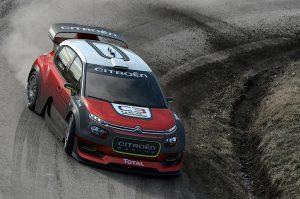 WRC RALLYE MONTE CARLO 2015 - PHOTO : CITROEN RACING/AUSTRAL 12 Citroen Total Abu Dhabi WRT, Ostberg Mads, Andersson Jonas, DS 3 WRC, Action