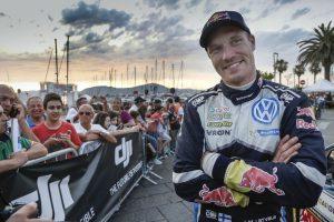 Jari-Matti Latvala (FIN) Volkswagen Polo R WRC (2016) WRC Rally Italia Sardegna 2016