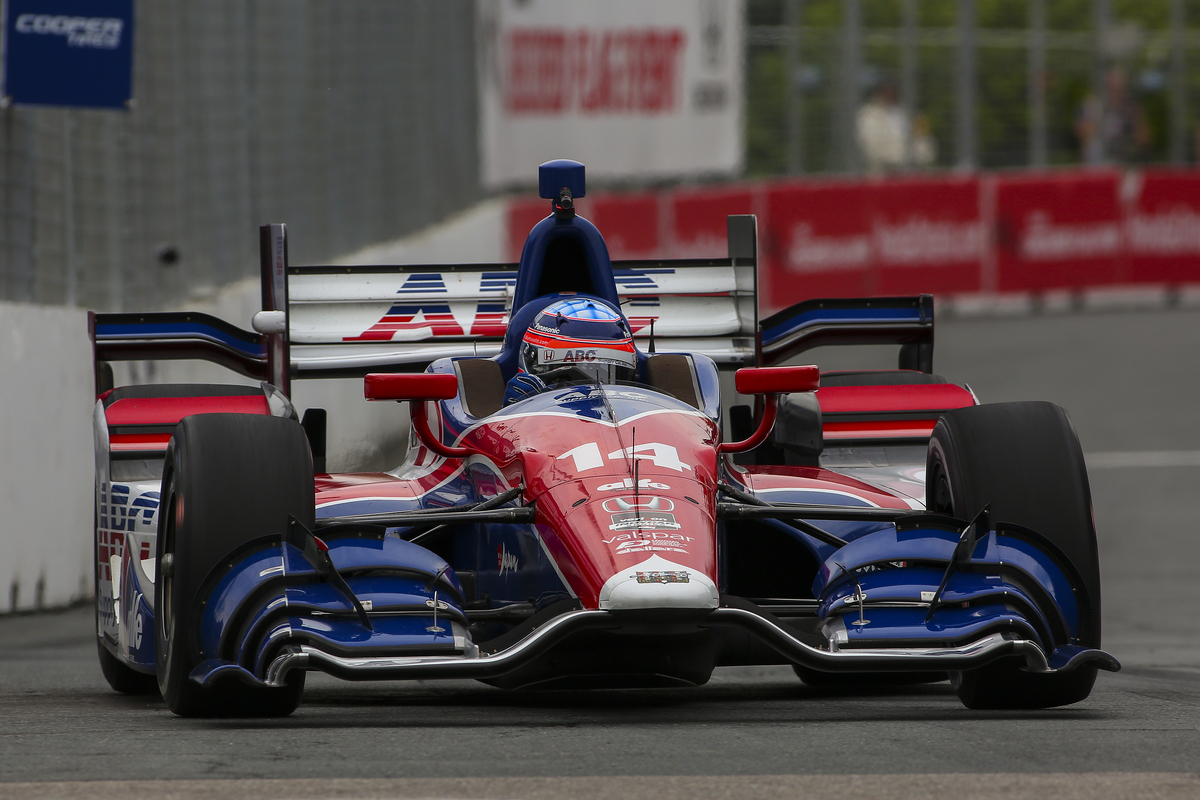Takuma Sato will start 8th in
