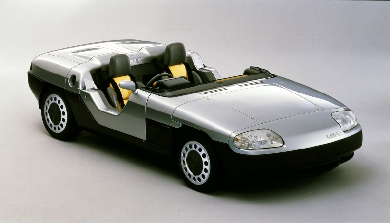 06 MX-04、コンセプトモジュラースポーツ、第27回東京モーターショー
