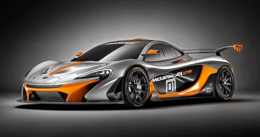 マクラーレンP1 GTR(台数未定)3億4000万円。エンジンとモーターで1000psを発揮するハイブリッドスポーツ。375台限定だったマクラーレンP1(1億円)オーナーのみがオーダーできる