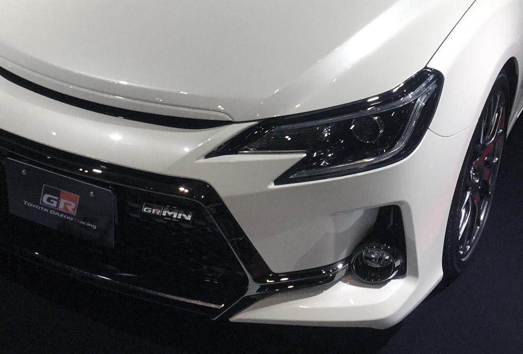 マーク x トヨタ