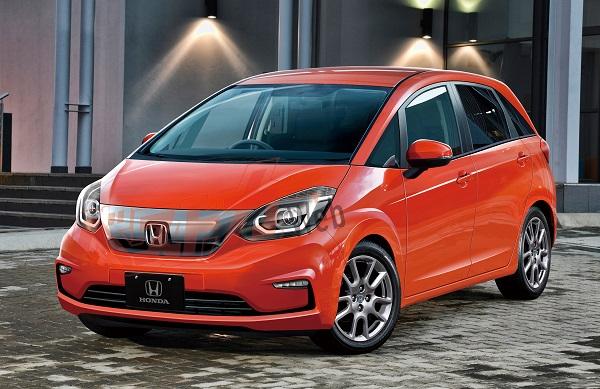 2020 Honda Jazz 28