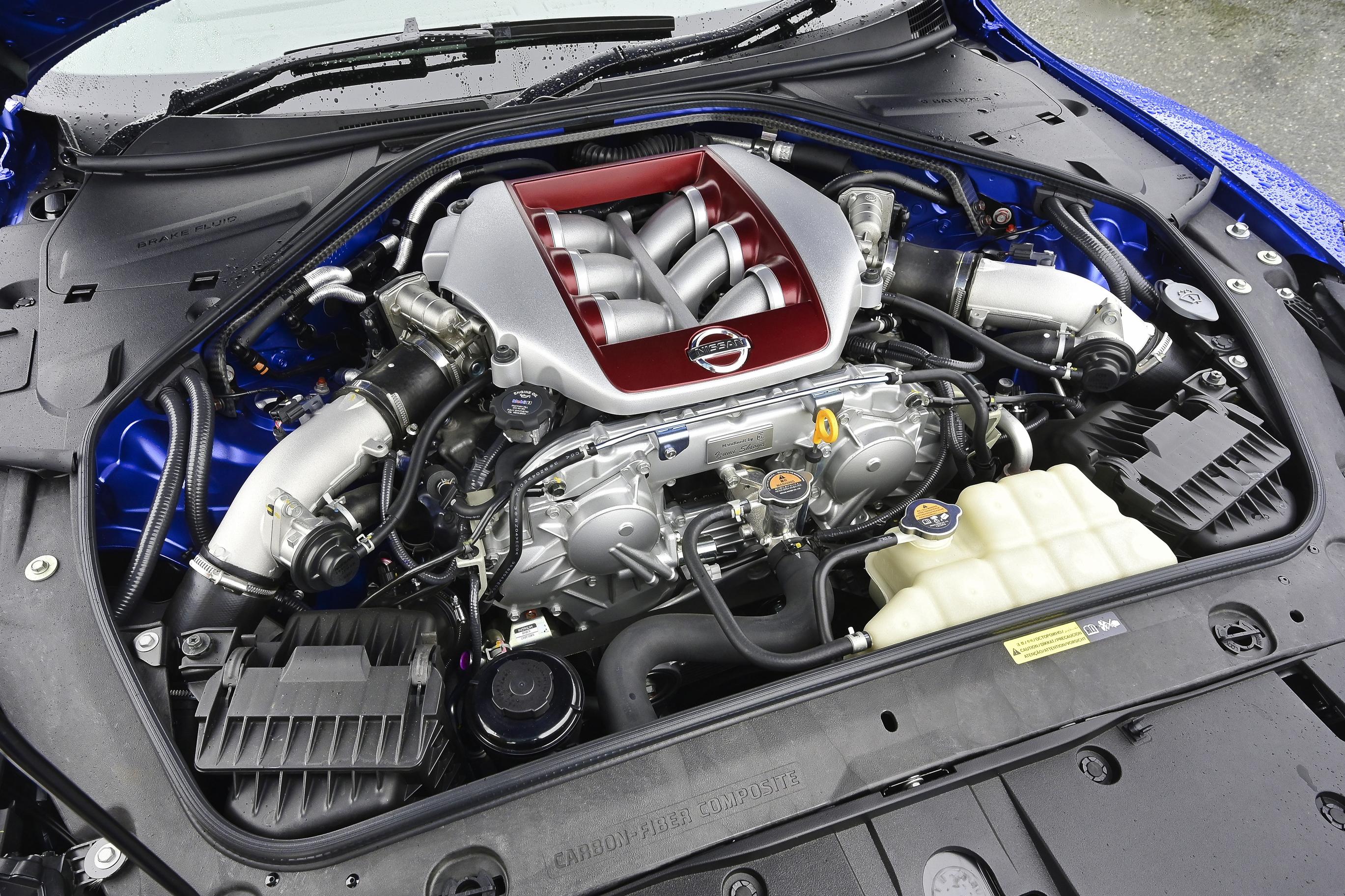技術の日産!!】一基ずつ手組みしているGT-Rのエンジンのすごさとは ...