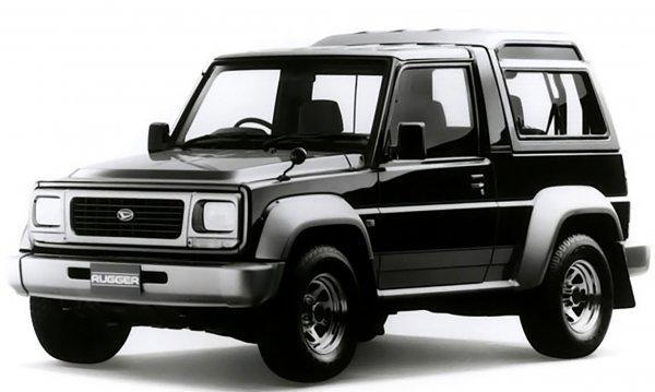 画像ギャラリー】単発続きのダイハツ製SUVの系譜