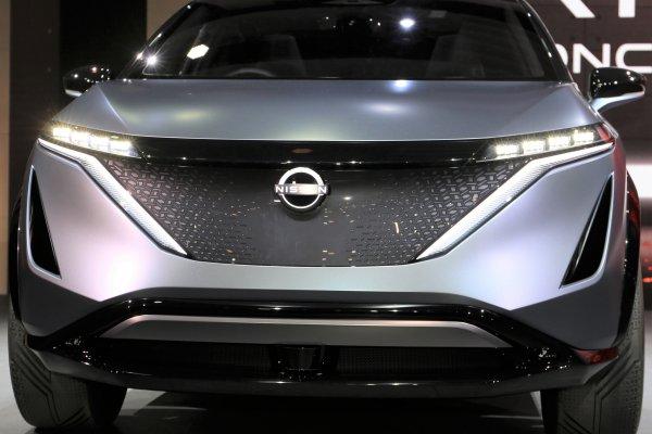 日産は2台のEVコンセプトカーを世界初公開!! 次期エクストレイル