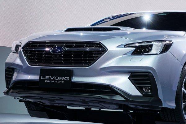 新エンジン搭載で新型レヴォーグ 来年発売!! スバルが貫く「安心