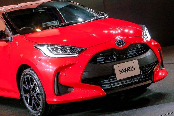 新型ヤリス 正式発表!! 燃費と価格も判明! 旧ヴィッツから大幅