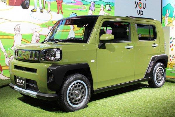 Daihatsu Taft Concept 2020 (Bestcarweb.jp)
