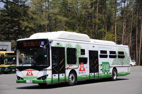 画像ギャラリー】BYDの電気バスのディテールを徹底チェック! - 自動車 ...