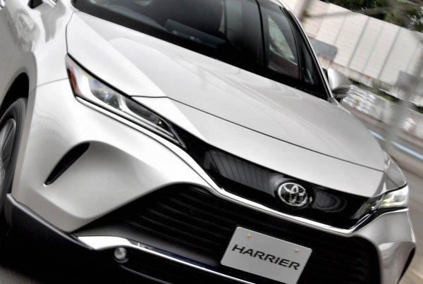 2020 ハリアー 新型 トヨタ 4代目