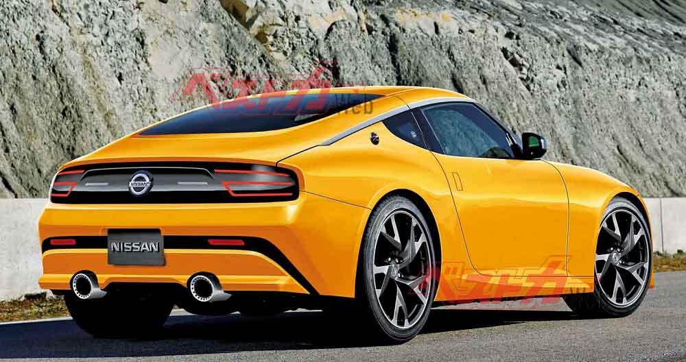新型フェアレディZ」の艶姿を見よ! 発売は2021年末!! - 自動車情報誌「ベストカー」