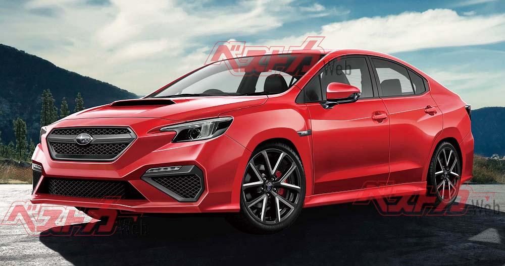 2022 - [Subaru] WRX / WRX STi 5b734a2866e5e53301025761f2809ea0