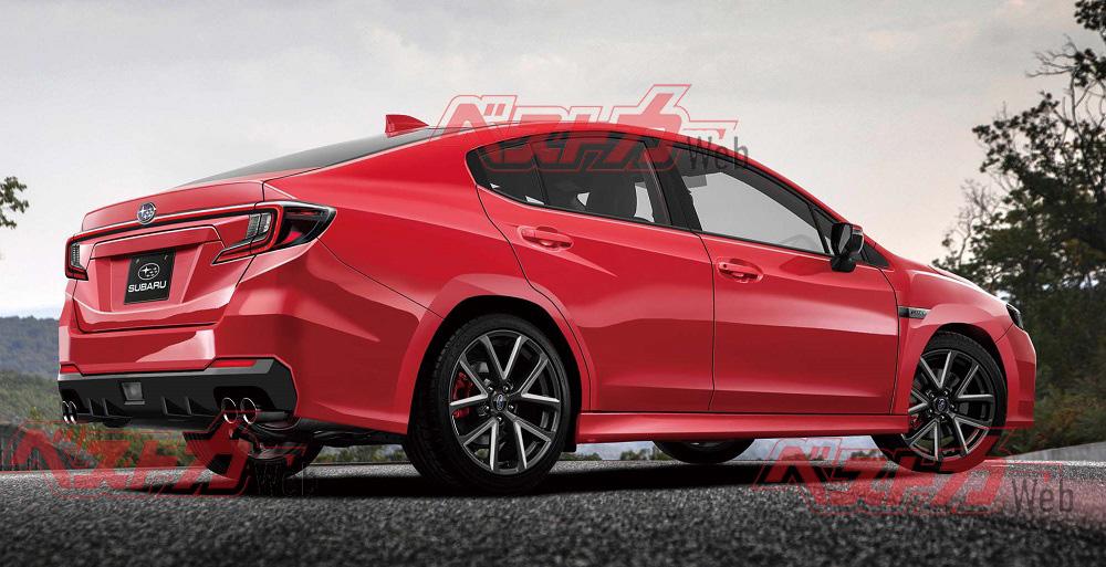 2022 - [Subaru] WRX / WRX STi 342ce7db7d44245f0e9353664f514da9