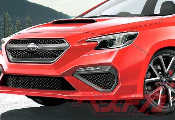 レヴォーグに続け!!! 新型WRXシリーズ アウトバック… 「新時代」スバルのラインナップ続々判明!