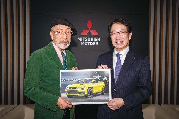 三菱自動車加藤隆雄CEO×テリー伊藤スペシャルインタビュー 変われ! 三菱自動車