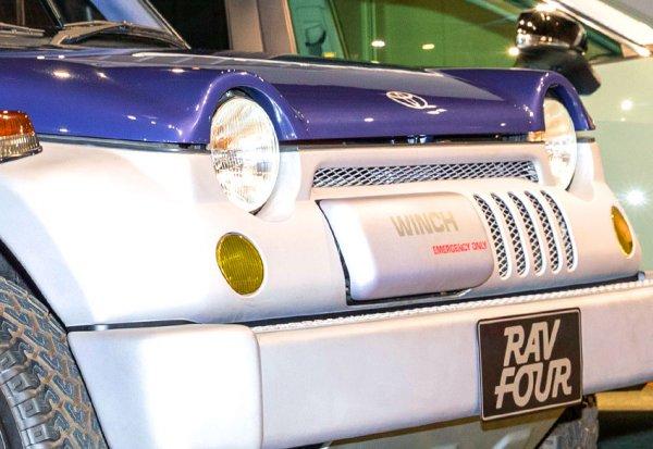 RAV4 LC セラのコンセプトカーも!!? トヨタ博物館 特別展示『30年前の未来のクルマたち』レポート