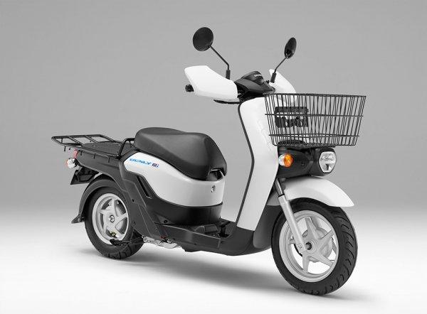 Honda, ビジネス用, 電動バイク, BENLY e: Ⅰ pro,