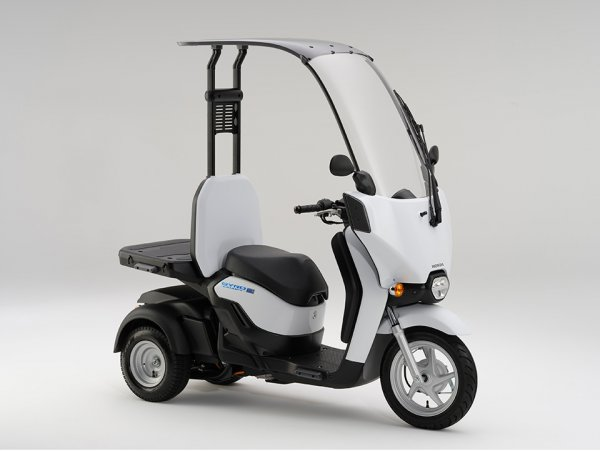 Honda, ビジネス用, 電動バイク, GYRO CANOPY e: