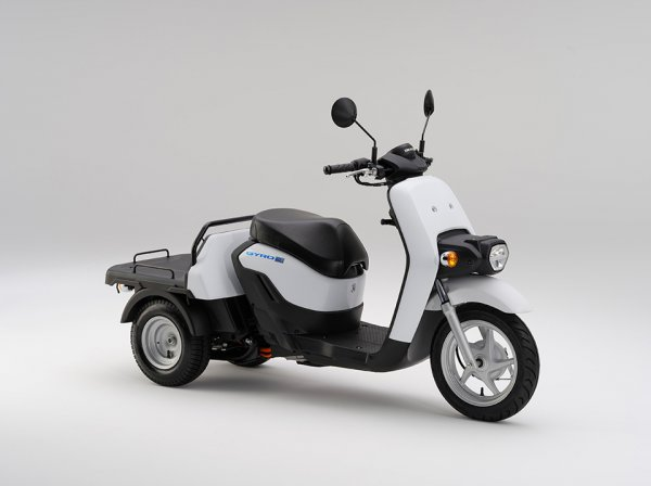 Honda, ビジネス用, 電動バイク, GYRO e: