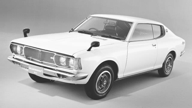 4代目ブルーバードU 610型系1800SSS(1971-1976年)