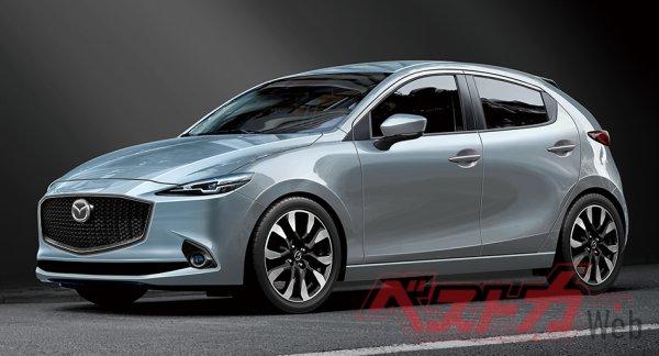 モデル マツダ チェンジ フル 2 2021年にMAZDA2 がフルモデルチェンジ!!