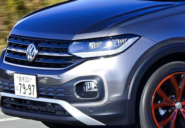 VW最小SUV!!! T-Cross エコラン200km試乗会でわかった走りと燃費