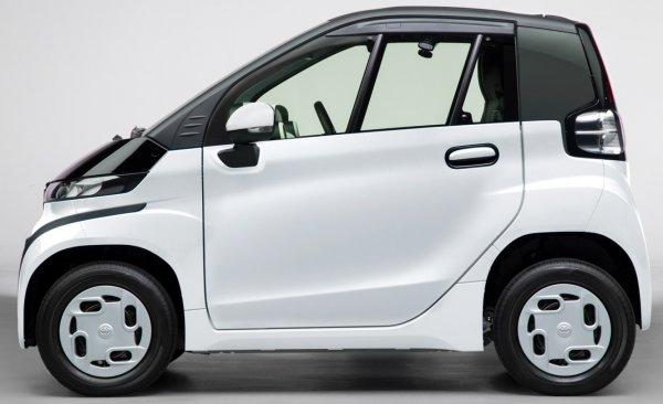 トヨタシーポッド発売! 45万円の中国製超小型EVに勝てるか?