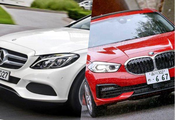 現行型と先代型 どっちがいい?? ベンツA B Cクラス&BMW1 2 3シリーズを中古で買う!