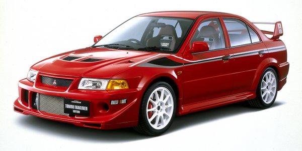 日本自動車界の奇跡 三菱の至宝「ランサーエボリューション」の偉業