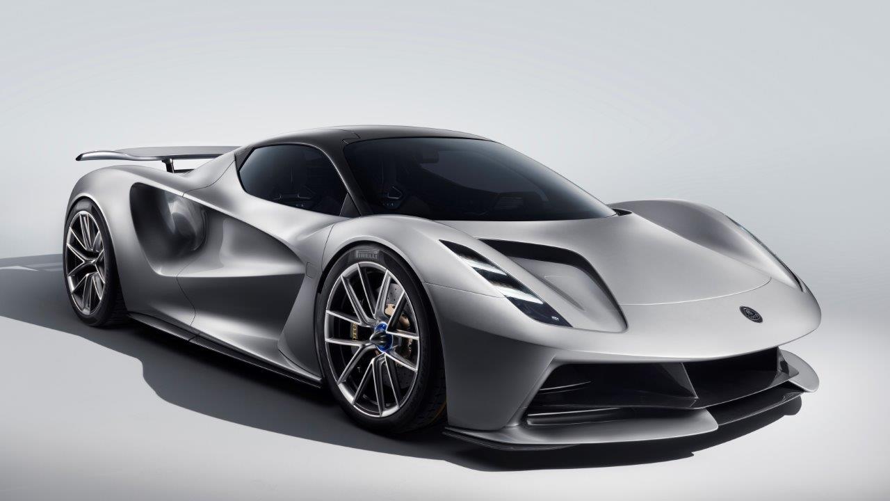 【画像ギャラリー】エリーゼ世代のロータスと未来のロータスを暗示する車たち。