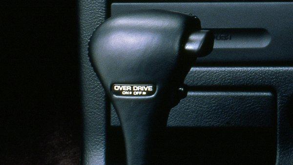 消えた「オーバードライブ」 シフトパターンの今と昔