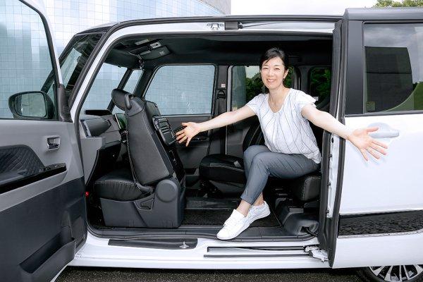 車に乗る人は必ず接する!! 快適で使いやすい軽自動車シート ベスト3