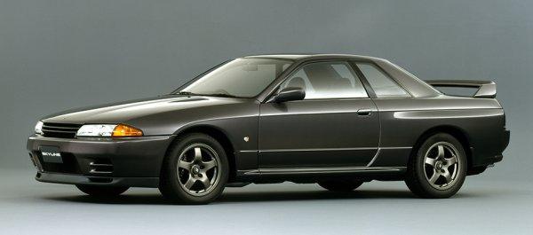 平成を代表する名車 日産R32スカイラインGT-Rが登場した時の衝撃