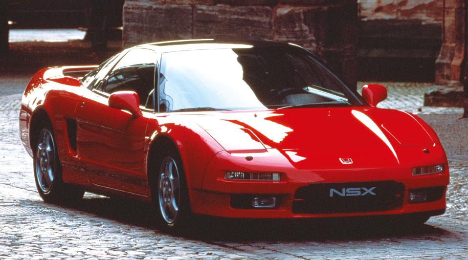 [画像]1990年に誕生したスーパースポーツ、ホンダ 初代NSX