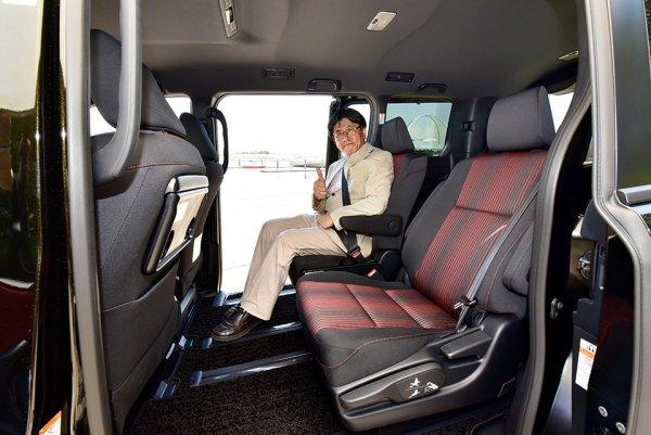 あなたが座るのは運転席? それとも後席? ファミリー必見!! シートで選ぶミニバンベスト3