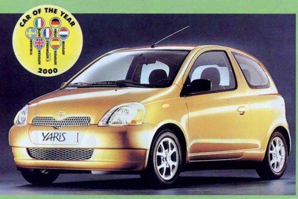 ヤリス21年ぶり受賞で知りたい! 本場欧州で評価された日本車 4選